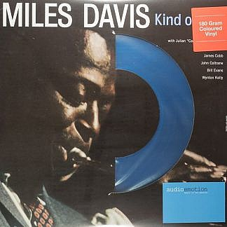 Kind Of Blue (Coloured Vinyl)