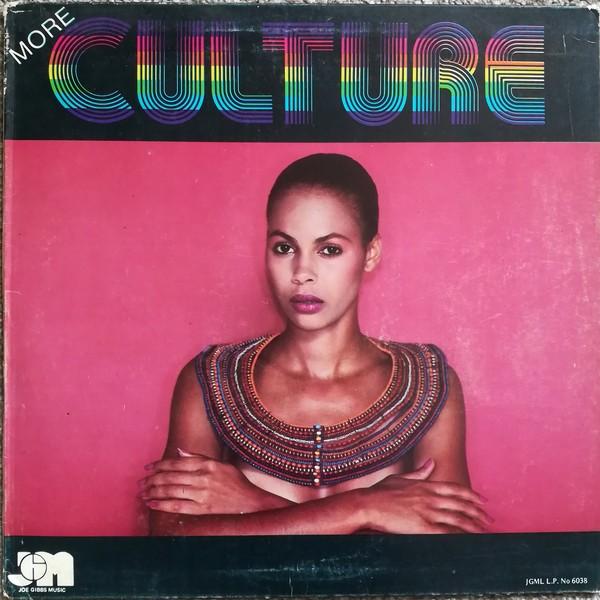 More Culture
