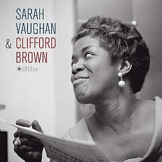 Sarah Vaughan & Clifford Brown (180Gm)