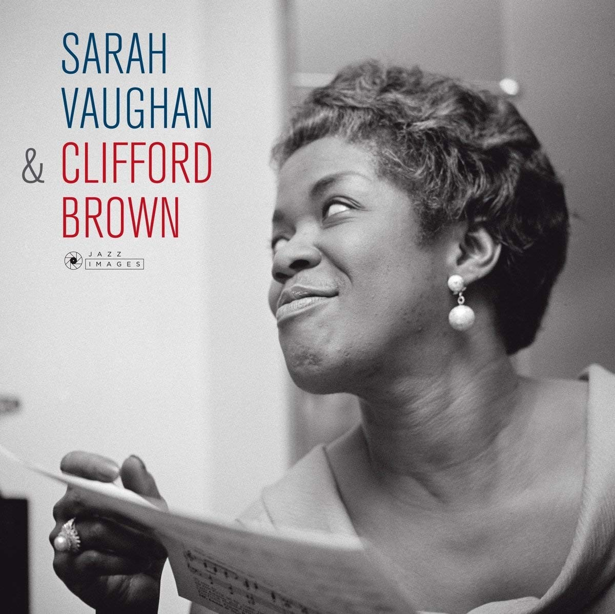 Sarah Vaughan & Clifford Brown (180Gm)