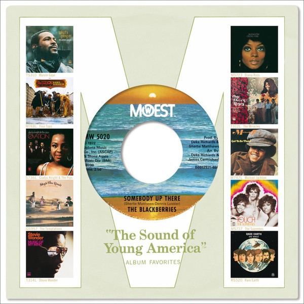 Complete Motown Singles Vol.12A: 1972