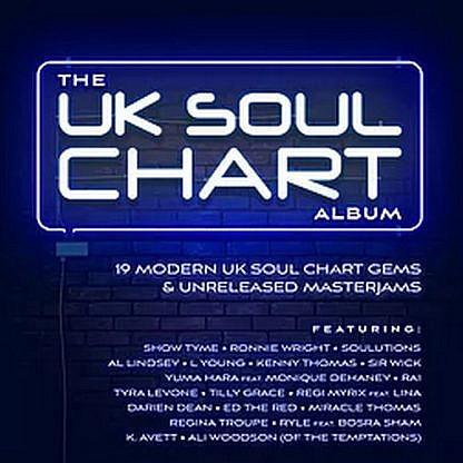 Uk Soul Chart Album