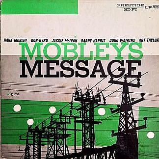 Hank Mobleys Message