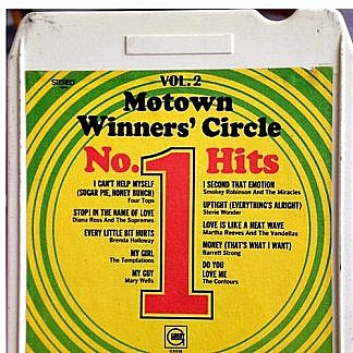 Motowns Winners Circle No 1 Hits