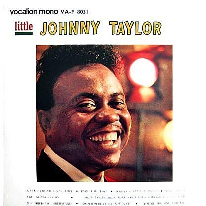 Little Johnny Taylor