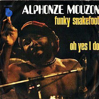 Funky Snake Foot