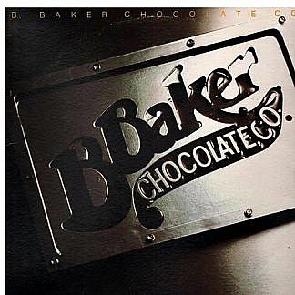 B Baker And The Chocolate Co Cover Tear