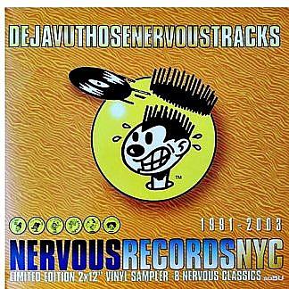 Deja Vu - Those Nervous Tracks