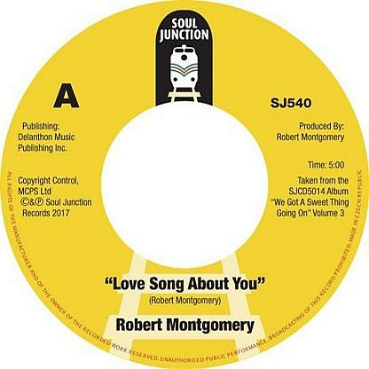 Love Song About You/I Love You So