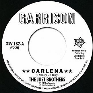 Carlena/Let'S Get Back Together