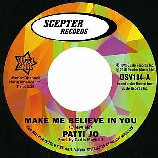 Make Me Believe In You/Stay Away With Me