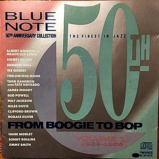 Blue Note Special 50Th Anniversary Sampler