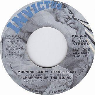 Everybody Party All Night / Morning Glory(Instrumental)