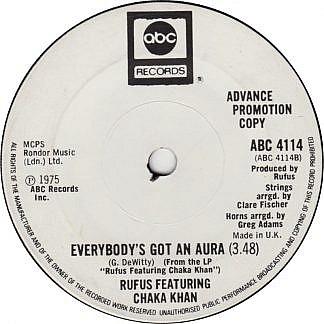 Dance Wit Me / Everybody's Got An Aura
