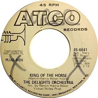 Do Your Thing / King Of The Horse