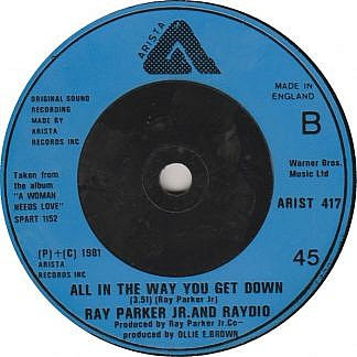 That Old Song / All In The Way You Get Down
