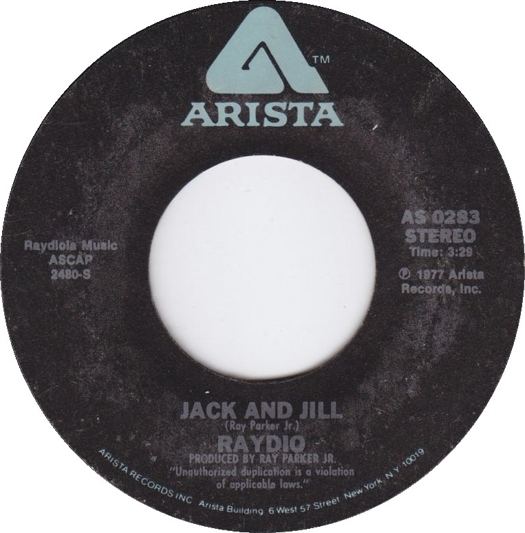 Jack And Jill / Get Down