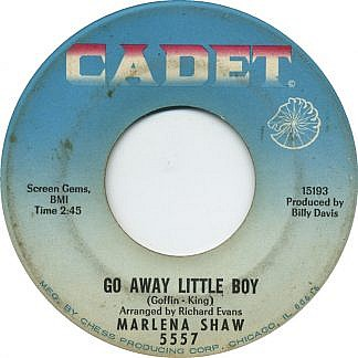 Go Away Little Boy/Mercy Mercy Mercy