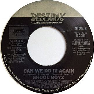 Your Love/Can We Do It Again