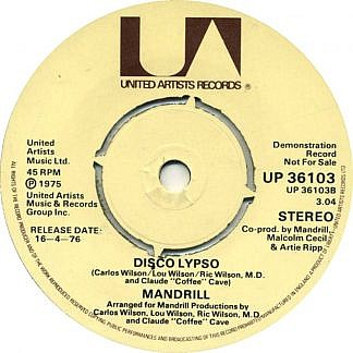Panama/ Disco Lypso