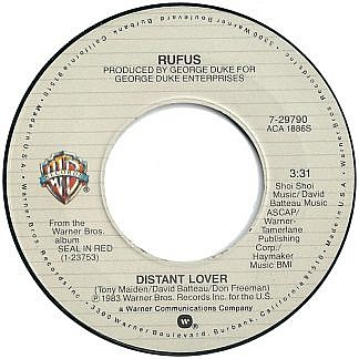 Take It To The Top/ Distant Lovers
