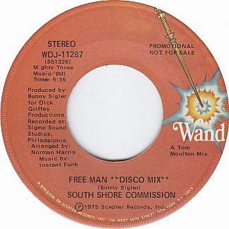Free Man/(Disco Mix)