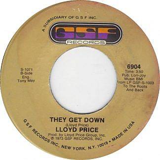 Trying To Slip Away/ They Get Down