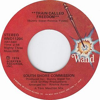 Train Called Freedom/(Disco Version)