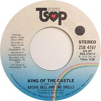 I Could Dance All Night/ King Of The Castle