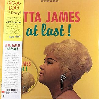 At Last - Best Of Etta James