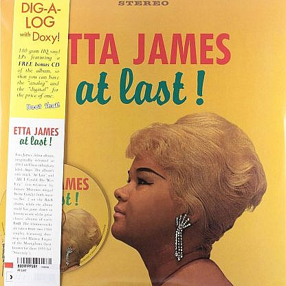 At Last - Best Of Etta James