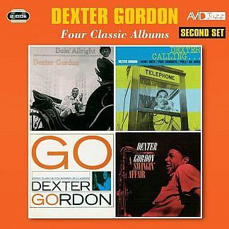4 Albums - Doin Alright/Dexter Calling/Go/Our Man In Paris