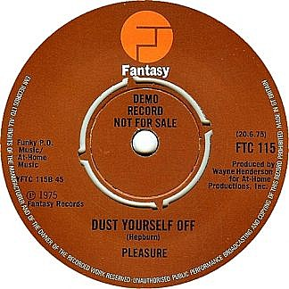 Midnight At The Oasis / Dust Yourself Off