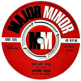 You Got Soul / Don't Cry