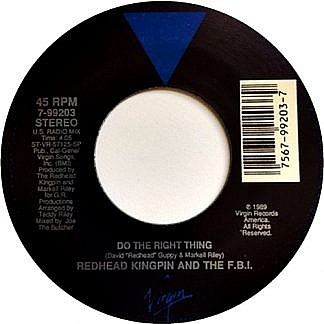 Do The Right Thing / Shade Of Red