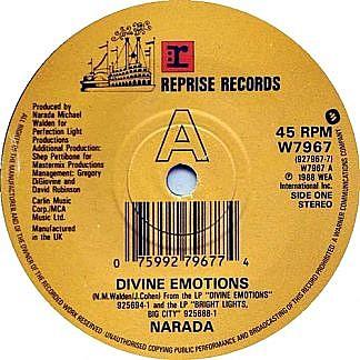 Divine Emotions/ Tighter