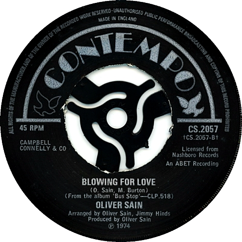 London Express/ Blowing For Love