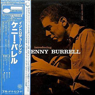 Introducing Kenny Burrell