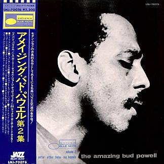 The Amazing Bud Powell Volume Two