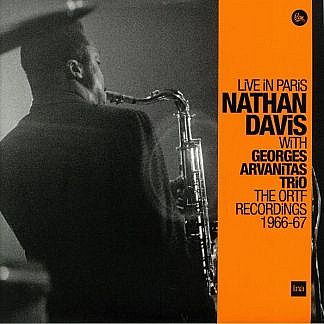 Nathan Davis & George Avantias Trio ; Live In Paris (180Gm)