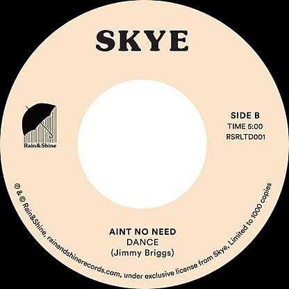 Ain'T No Need/Ain'T No Need (Dance Version)