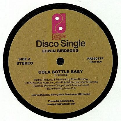 Cola Bottle Baby/Freaky Deaky Sites