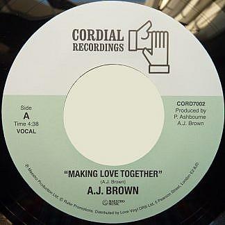 Making Love Together (Voc/Inst)
