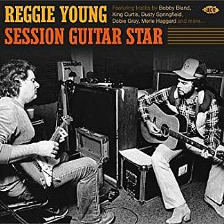 Reggie Young Session Guitar Star
