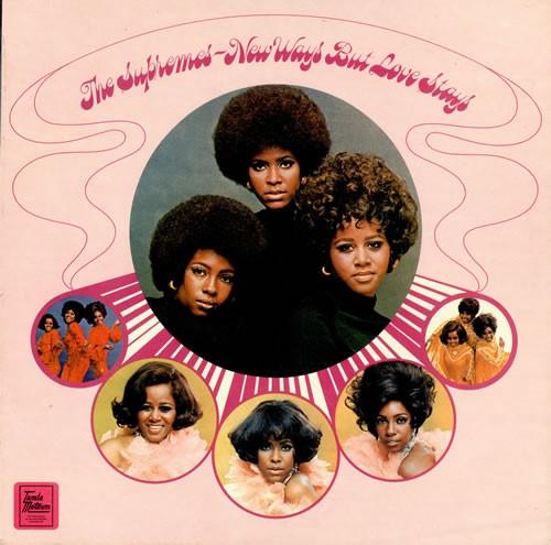 Supremes New Ways But Love Stays Lp Vinyl Music