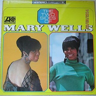 The Two Sides Of Mary Wells