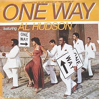 One Way Feat Al Hudson (Road Sign Cover)