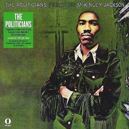 Politicians Featuring Mckinley Jackson (180Gm)