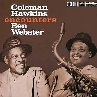 Coleman Hawkins Encounters Ben Webster (180Gm)