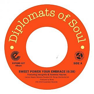 Sweet Power Your Embrace/Brighter Tomorrow